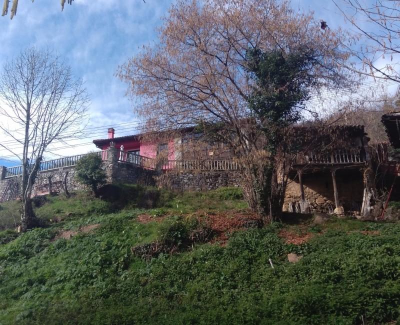 Exterior Apartamentos Rurales La Escuela
