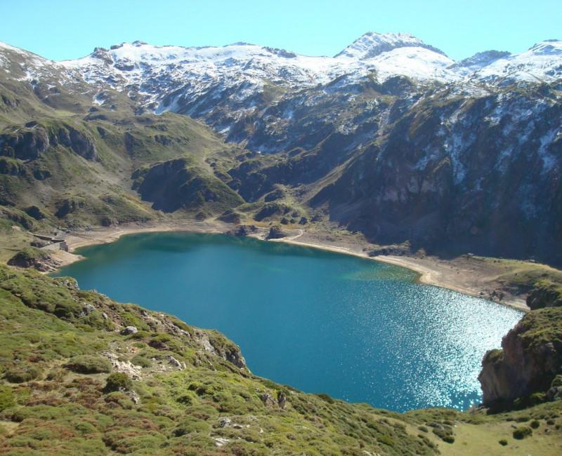 Lago de saliencia 1