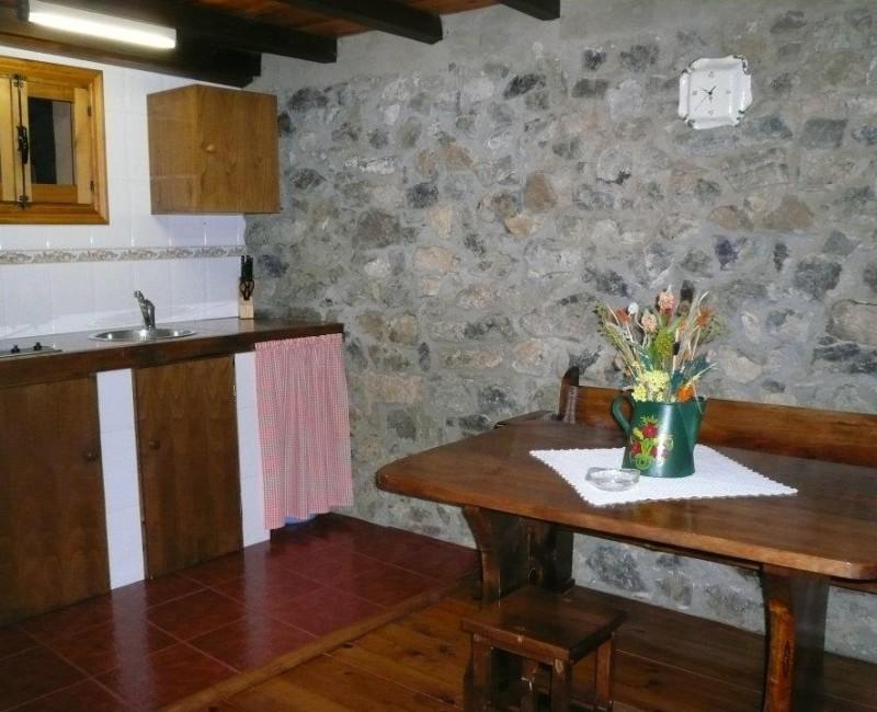 Casa Aurora Cocina