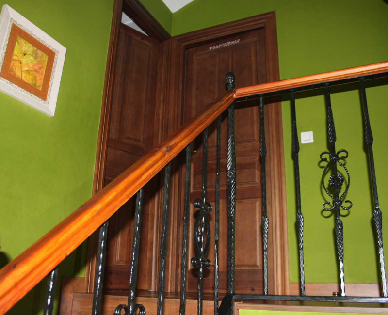 ecalera 2º piso