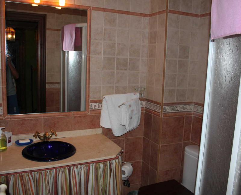baño románico