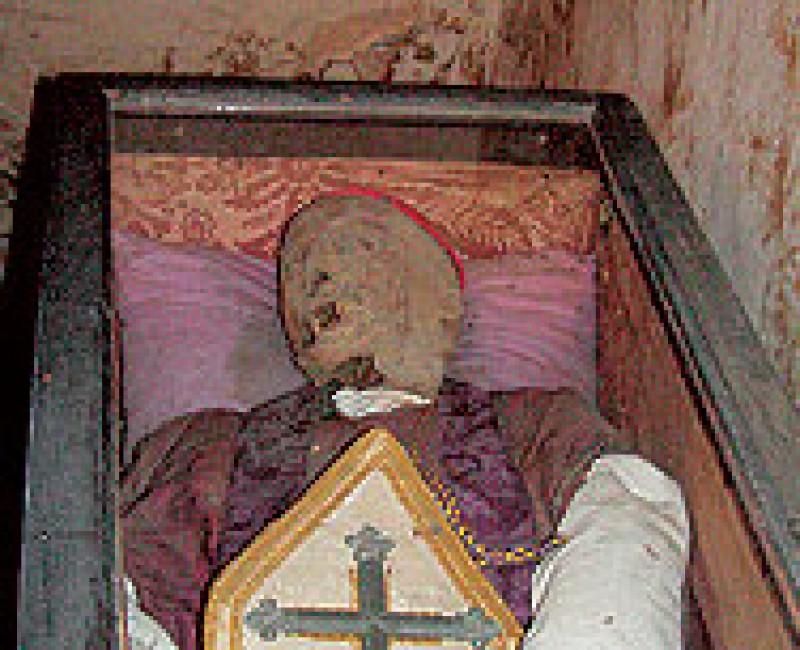 momia teverga