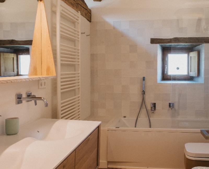 baño planta superior