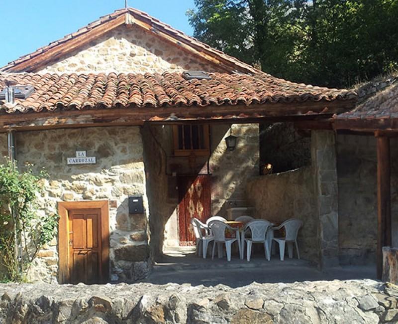Casa Rural La Carrozal