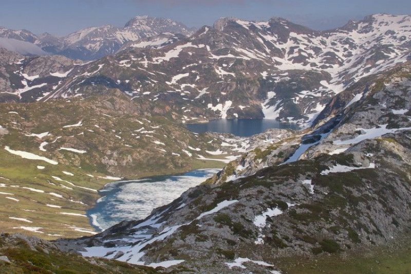 Lago de Saliencia