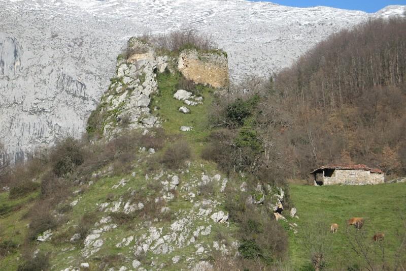 Ruta Medieval Castiel.lu d'Alesga