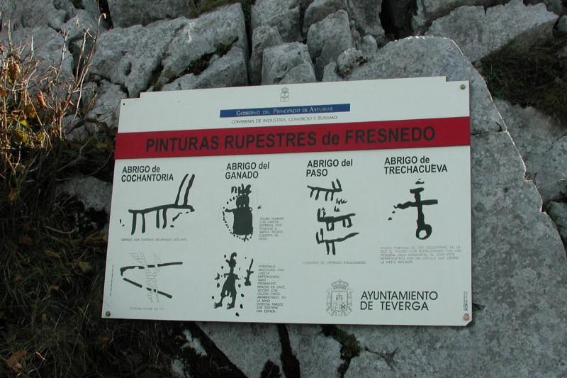 Abrigos rupestres de Fresnedo