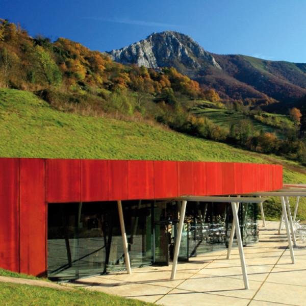 Cafetería parque de la Prehistoria