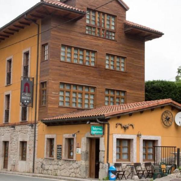 Hotel Balcón de Aguëra